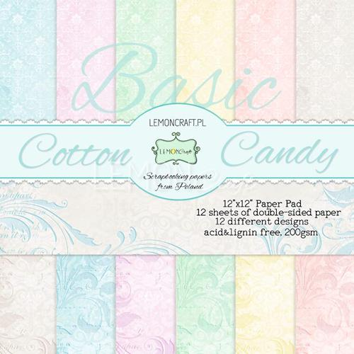 Cotton Candy - Basic Paper