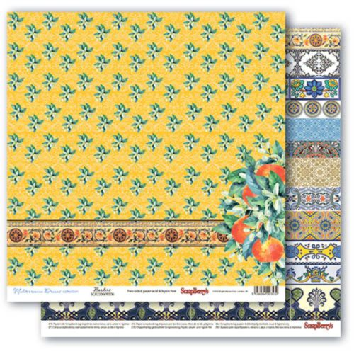 Mediterranean Dreams Collection - Borders
