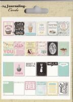 The Sweet Life Journaling Cards