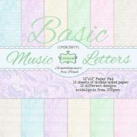 Music Letters - Basic Paper
