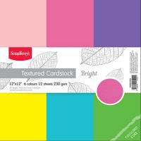 Textured Cardstock, Bright